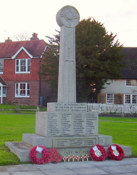 Chailey War Memorial