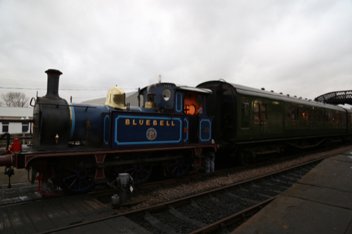 Engine Bluebell