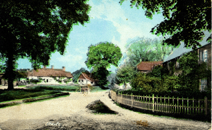 Chailey Green and Reading Room, c. 1910